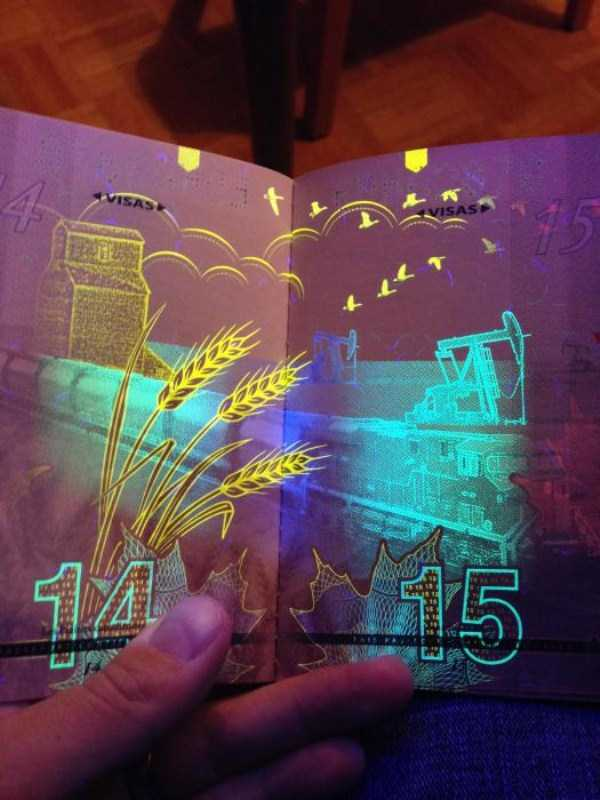 new-canadian-passport-under-ultraviolet-light (6)
