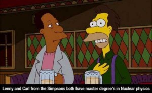 A Few Interesting Facts About Simpsons (14 photos) 1