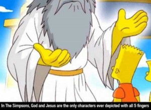 A Few Interesting Facts About Simpsons (14 photos) 13