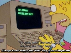 25 Things We Learned From The Simpsons (25 photos) 1