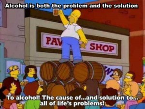 25 Things We Learned From The Simpsons (25 photos) 16