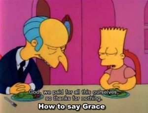25 Things We Learned From The Simpsons (25 photos) 2