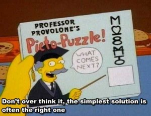 25 Things We Learned From The Simpsons (25 photos) 3