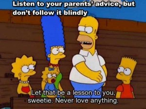 25 Things We Learned From The Simpsons (25 photos) 5