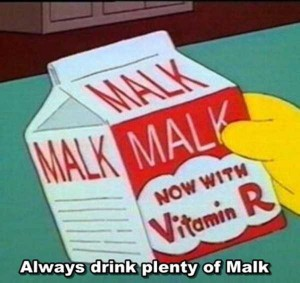 25 Things We Learned From The Simpsons (25 photos) 6