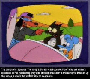 A Few Interesting Facts About Simpsons (14 photos) 7