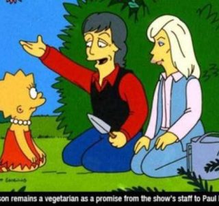 A Few Interesting Facts About Simpsons (14 photos)