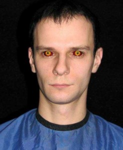 Stunningly Realistic Monster Makeup (12 photos) 1