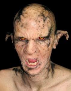 Stunningly Realistic Monster Makeup (12 photos) 10