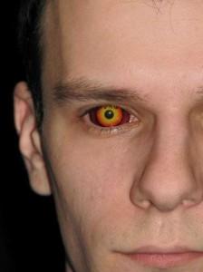 Stunningly Realistic Monster Makeup (12 photos) 2