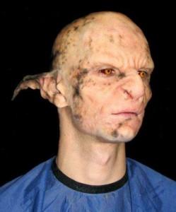 Stunningly Realistic Monster Makeup (12 photos) 5