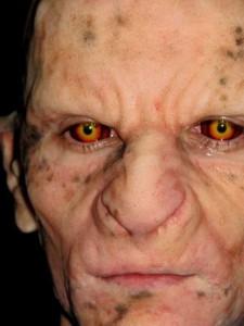 Stunningly Realistic Monster Makeup (12 photos) 6