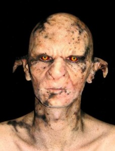Stunningly Realistic Monster Makeup (12 photos) 7