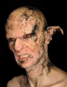 Stunningly Realistic Monster Makeup (12 photos) 9