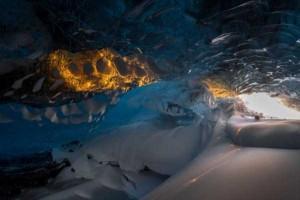 Mesmerizing World Beneath the Largest Iceland's Glacier (15 photos) 13