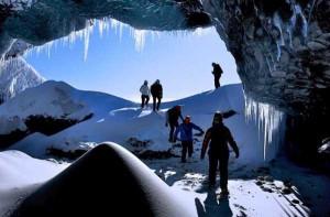 Mesmerizing World Beneath the Largest Iceland's Glacier (15 photos) 15