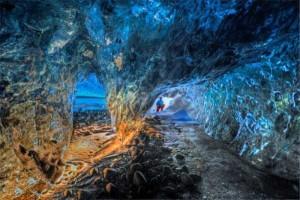 Mesmerizing World Beneath the Largest Iceland's Glacier (15 photos) 5