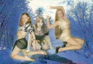 Comically Photoshopped Russian Social Media Profile Photos (36 photos) 25