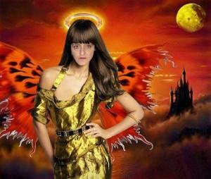 Comically Photoshopped Russian Social Media Profile Photos (36 photos) 27