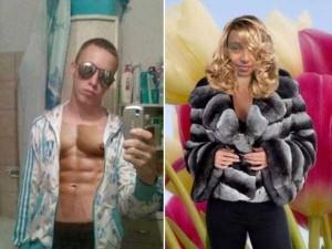 Comically Photoshopped Russian Social Media Profile Photos (36 photos) 32