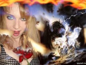 Comically Photoshopped Russian Social Media Profile Photos (36 photos) 4