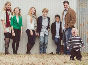 Family Photos Ruined by Kids (26 photos) 14