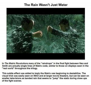 Interesting Things You Might Not Have Known About 'The Matrix' (50 photos) 20