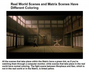 Interesting Things You Might Not Have Known About 'The Matrix' (50 photos) 21