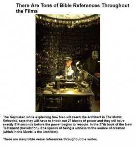 Interesting Things You Might Not Have Known About 'The Matrix' (50 photos) 26