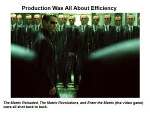 Interesting Things You Might Not Have Known About 'The Matrix' (50 photos) 28