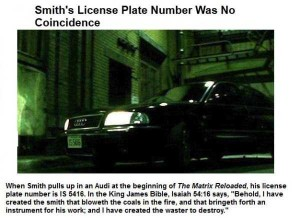 Interesting Things You Might Not Have Known About 'The Matrix' (50 photos) 41