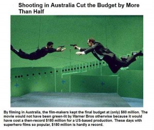 Interesting Things You Might Not Have Known About 'The Matrix' (50 photos) 47
