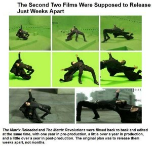 Interesting Things You Might Not Have Known About 'The Matrix' (50 photos) 48