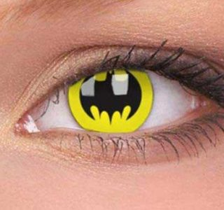 Freaky Contact Lenses that are Meant to Scare People (30 photos)