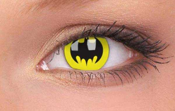 Freaky Contact Lenses that are Meant to Scare People (30 photos) 18
