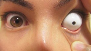 Freaky Contact Lenses that are Meant to Scare People (30 photos) 3