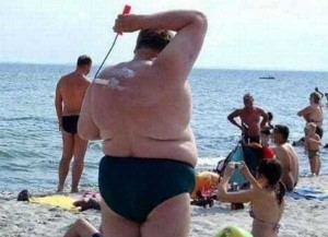 Crazy Situations Seen on the Beach (24 photos) 12