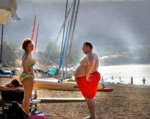 Crazy Situations Seen on the Beach (24 photos) 20
