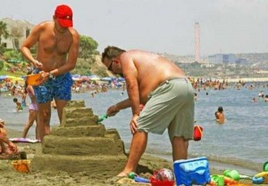 Crazy Situations Seen on the Beach (24 photos) 5