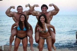 Crazy Situations Seen on the Beach (24 photos) 8