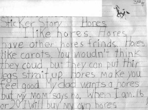 Hilarious Spelling Mistakes Made by Kids (21 photos) 10