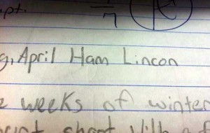 Hilarious Spelling Mistakes Made by Kids (21 photos) 14