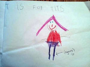 Hilarious Spelling Mistakes Made by Kids (21 photos) 16