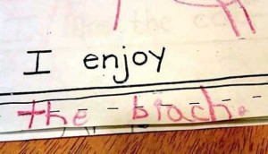 Hilarious Spelling Mistakes Made by Kids (21 photos) 8