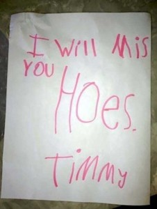 Hilarious Spelling Mistakes Made by Kids (21 photos) 9