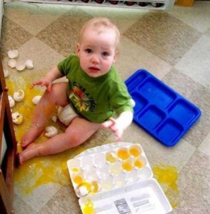 Cute Kids Caught Doing Funny Things (42 photos) 11