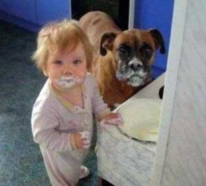 Cute Kids Caught Doing Funny Things (42 photos) 41