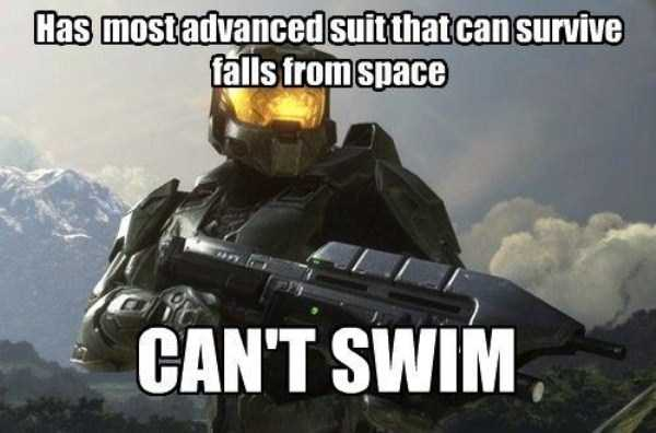 39 Examples of Senseless Video Game Logic (39 photos) 34