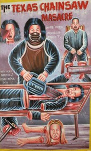 Weirdly Awesome Hand-Painted Movie Posters from Ghana (30 photos) 1