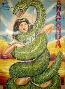 Weirdly Awesome Hand-Painted Movie Posters from Ghana (30 photos) 10